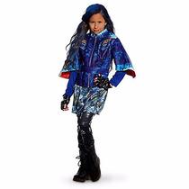 Disfraz Evie Niña Los Descendientes T 11/12 13 Disney Store