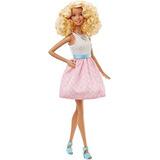 Juguete Barbie Muñeca Barbie Fashionistas, De Vestir Boho