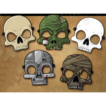 50 Mascaras Antifaces De Calaveras Skull
