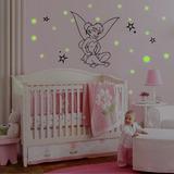 Vinilos Decorativos Infantiles + Stickers Glow In The Dark