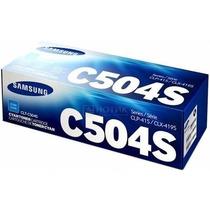 Caracas Samsung 504 Toner Clt-c504s Clp-415 Clx-4195