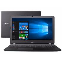 Notebook Acer Es1-572-36xw 15,6, Intel Core I3, 4gb Hd 1 Tb