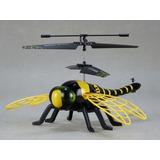 Helicóptero Libélula Remoto Bateria Recarregável 4.5 Canais