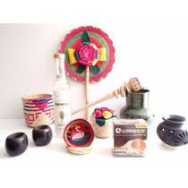 Mezcal, Chocolate, Artesanías Tradicional Paquete Oaxaqueño!