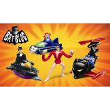 Coleccion Completa Batman (mc. Donalds 2011)