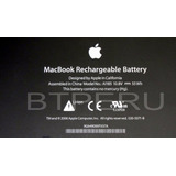 Bateria Laptop Macbook 13 A1181 A1185 Negra Original Apple