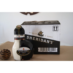 Kit 3x Licor Sheridan