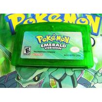 Gba: Pokémon Emerald