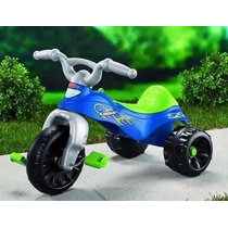 Montable Triciclo Fisher Price Kawasaki 2 - 5 Años