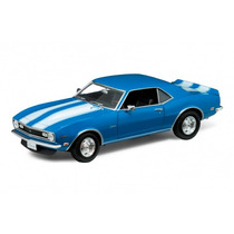 Welly Chevrolet Camaro 68 1:18 12553