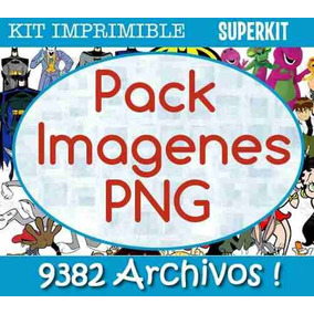 Kit Imprimible Pack Imagenes Patrones Fondos Fiesta Candy