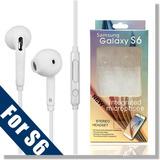 Audifonos S6 Handsfree Celular Llamadas Control De Volumen