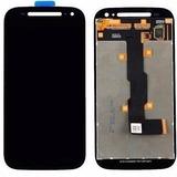 Tela Display Lcd Frontal Moto E2 Xt1523 Xt1514 Xt1506 Xt1527