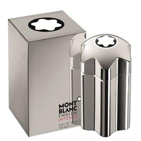 Eau De Toilette Montblanc Emblem Intense 100ml Original