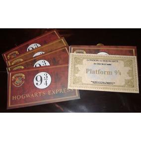 Pide Tu Descuento! Boleto Plataforma 9 3/4 Harry Potter
