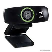 Camara Web Genius Mod Facecam 2020 Resolucion 720p Sensor De