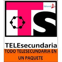 Paquete De Planeaciones De Telesecundaria