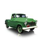 Miniatura 3100 Marta Rocha 1956 Chevrolet Brasil Pickup 1/43