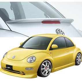 Aerofolio Esportivo New Beetle Em Fibra De Vidro