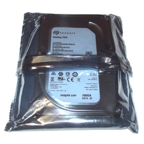 Disco Duro Sata Seagate Hdd Desktop 1000gb (1 Terabyte) Orig