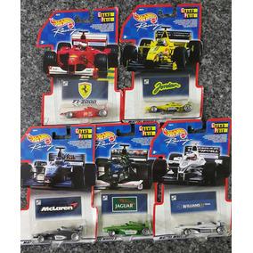 F1 Coleccion Escala 1:64 Hot Wheels Año 2000