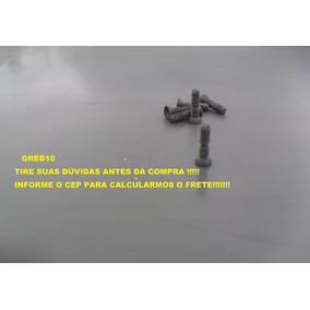 Parafuso Regulador Válvulas Caminhonete F1000 Motor Mwm