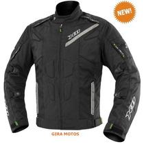 Jaqueta Moto X11 Evo 3 Masculina Preto/cinza