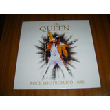 Vinilo Queen / Rock You From Rio 1985 (nuevo Y Sellado)