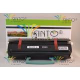 Toner Genérico Lexmark E250a21e (e250) Nuevo Compatible 100%