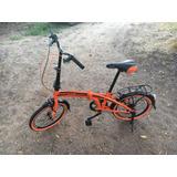 Bicicleta Plegable Coyote