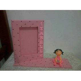 Porta Retrato Meninas, Meninos Maternidade Enfeite De Mesa,