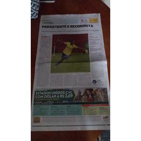 Matéria O Estado De São Paulo Formiga - Futebol Feminino