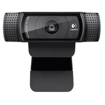 Webcam Camara Logitech Hd Pro C920 Webcam Full Hd 1080p Mic