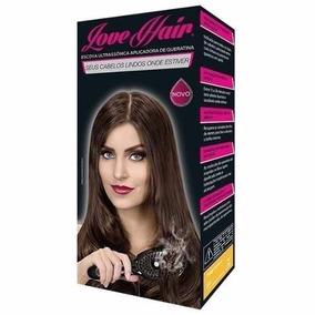 Escova Ultrassônica Aplicadora De Queratina Love Hair