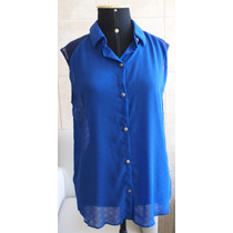 504 - Camisa Feminina Vide Bula - Tam. M