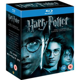 Harry Potter: The Complete Collection 8-film [b Envío Gratis
