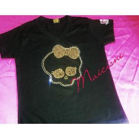 Monster High Franelas, Camisas Para Niñas