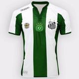 Camiseta Santos / Chapecoense Com Seu Nome!
