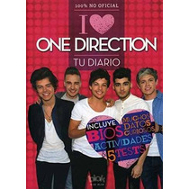 Libro One Direction. Tu Diario - Nuevo