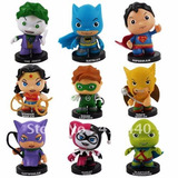 Marvel Super Heroes - 9 Muñecos Coleccionables!!!