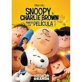 Dvd Snoopy & Charlie Brown: La Pelicula Peanuts Original