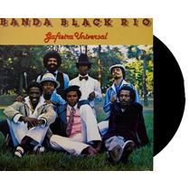 Lp Vinil Banda Black Rio Gafieira Universal Novo Lacrado