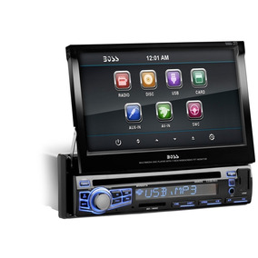Stereo Boss 7 Pulgadas Inalambrico Reprod Dvd