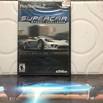 Super Car Playstation 2 Envio Gratis Cerrado De Fabrica