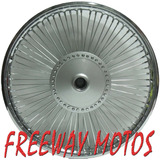 Llanta Del Mil Rayos Yamaha Ybr 125 Tunning Freeway Motos