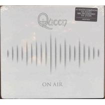 Cd Queen - On Air (duplo Lacrado Digipack) Freddie Mercury