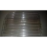 3 Prateleiras Refrigerador Continental Original 60x34cm