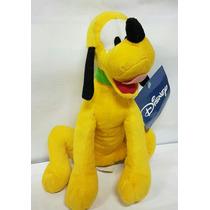 Pluto Disney Peluche 22 Cm Original Mickey Mause