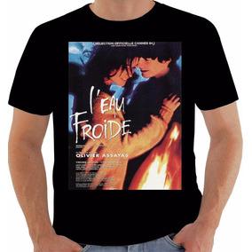 Camiseta Poster Original Filme Água Fria Leau Froide