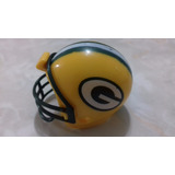 Mini Capacete Nfl - Green Bay Packers - Gumball